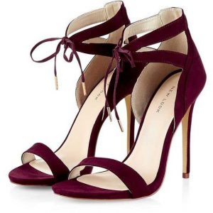 High Heel Shoes are a must have for the bride