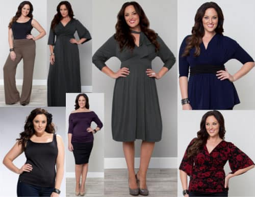 Plus Size Dresses that suits individual body types