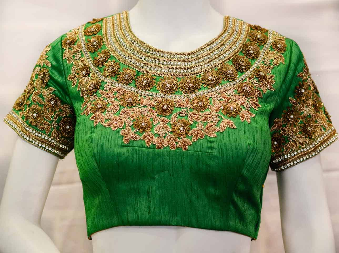 a836a14f4e730 Best Designer Blouse Boutique in Bangalore - Lavender