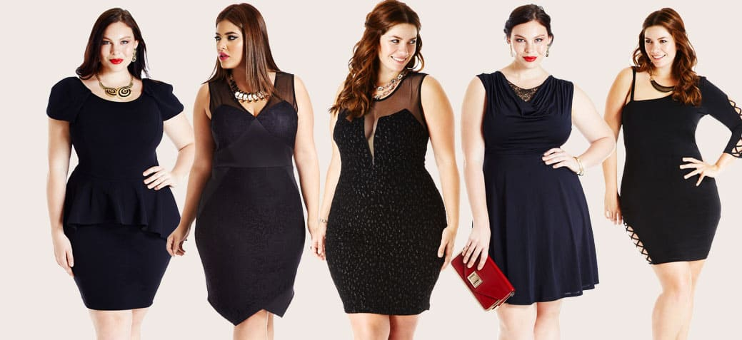 Plus Size Modern Dresses