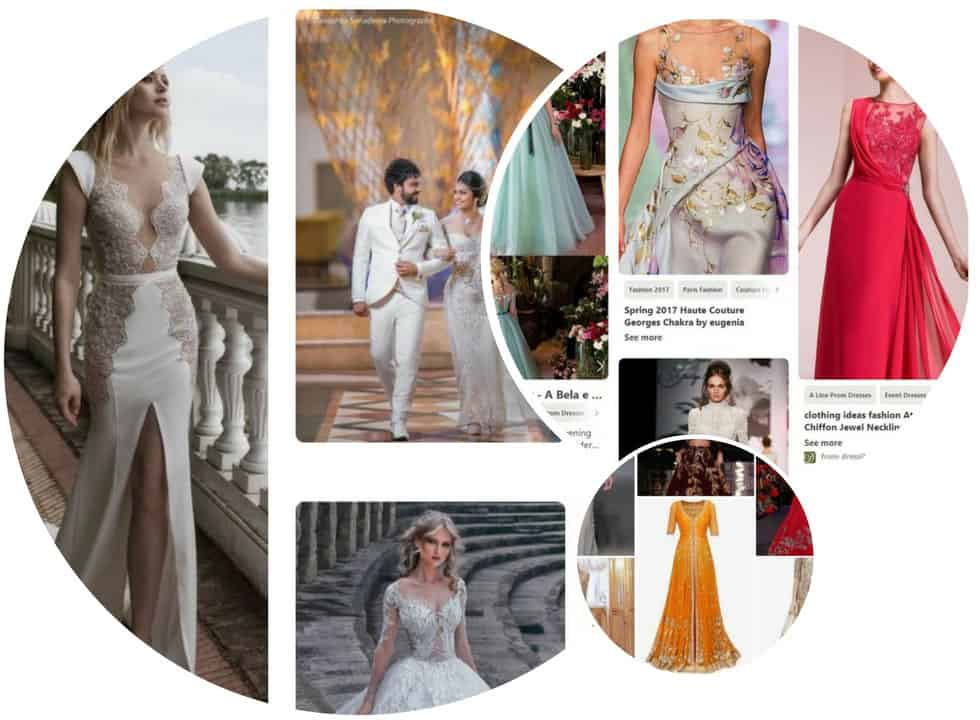 Latest Bridal and Partywear Gown Design Catalogue curated from across the world