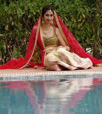 Designer Lehenga Choli Dupatta for wedding and festive ocassions